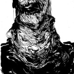 Face Melt, Zombie fr Sin Corazon by Victor Giannini (Carrier Pigeon Magazine)